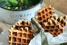 Vafle z Liége podle originálního receptu   Tvoříme domov Breakfast, Morning Coffee