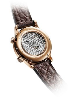 L.U.C GMT One de Chopard: El tiempo de otro lugar