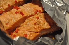 Recipe Rifle: Asian baked salmon