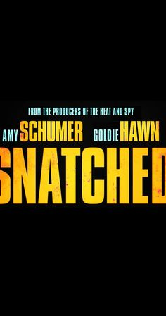 Amy Schumer, Goldie Hawn,  When her boyfriend dumps her, Emily, a spontaneous woman in her 30s, persuades her ultra-cautious mom to accompany her on a vacation to Ecuador. At Emily's insistence, the pair seek out adventure, but suddenly find themselves kidnapped. When these two very different women are trapped on this wild journey, their bond as mother and daughter is tested and strengthened while they attempt to navig...
