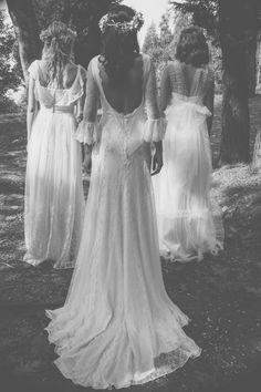 2015 Wedding Dresses - Bouret 2015 Bridal Collection » KnotsVilla
