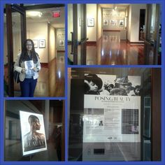Happy My Today's blog discusses my visit to the Spelman College Museum of Fine Art and the Posing Beauty in African American Culture photography exhibition. #thisisbeauty