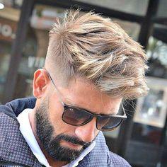33 New Popular Mens Hairstyles 2017 | Gentlemen Hairstyles