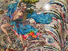 Takashi Murakami Art Broad Museum LA
