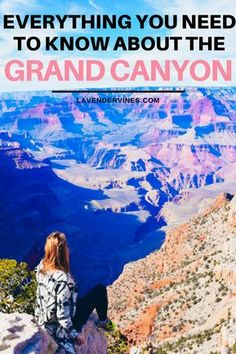 Grand Canyon Arizona vacation - There are so many things to do on the Grand Canyon South Rim! Read my guide for the things to do in the Grand Canyon! Grand Canyon Vacation, Grand Canyon Camping, Visiting The Grand Canyon, Grand Canyon South Rim, Grand Canyon Arizona, Grand Canyon National Park, Grand Canyon Things To Do, Arizona Travel, Travel Around The World