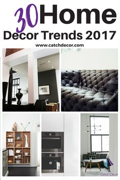 Want to do a room makeover for spring but don't know where to start?  Download your free copy that breaks down over 30 of the most talked about home and color trends for 2017. No worries these looks are not a one-time deal and will make your home look timeless.  The guide includes pictures of the trends as well as a cool tip to make it work in your space.  Home decor | Interiordesign | Interior decor | Edesign | Online decorating | Catch Decor