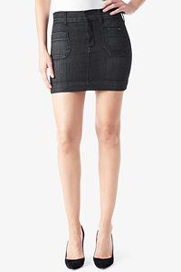 e609a8054 HUDSON | Premium Denim for Women | Womens Designer Denim Shorts Online,  Black Denim Shorts