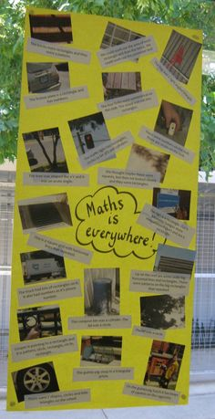 Teaching Maths with Meaning: Quick Freebie to End the Week! Could do this in the school with iPads. Math Teacher, Math Classroom, Teaching Math, Teaching Ideas, Outdoor Classroom, Fourth Grade Math, First Grade Math, Second Grade, Math Resources