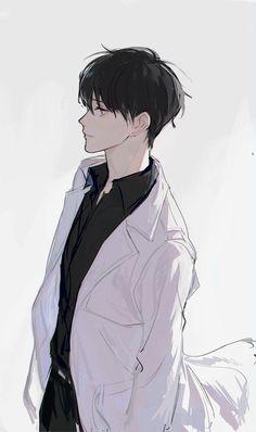 Anime Boys, M Anime, Cool Anime Guys, Handsome Anime Guys, Cute Anime Boy, Manga Boy, Anime Art, Art Drawings Beautiful, Beautiful Sketches