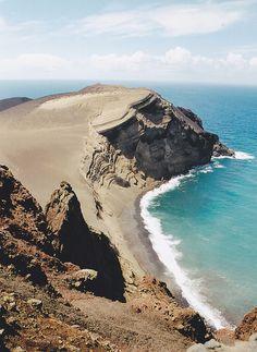 Açores , ile de Faial ..pointe de Capelinhos . by jean.avenas, via Flickr