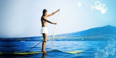 Stand Up Paddle Board lessons and rentals on the Big Island of Hawaii