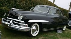 19 Best Lincoln Classic Cars 1950s Images Antique Cars Retro