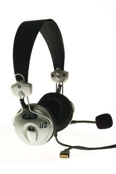 CAD U2 USB Stereo Headphone with Mic CAD http://www.amazon.com/dp/B0000ACCJA/ref=cm_sw_r_pi_dp_j.kcwb19G9EDK