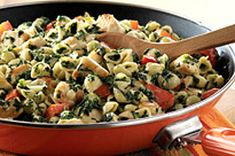 Velveeta Chicken & Pasta Skillet Recipe - Kraft Recipes
