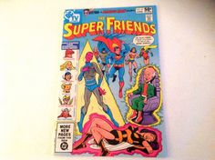 The Super Friends No.45