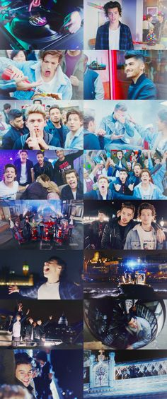 Midnight memories!!