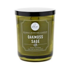 Oak Moss Sage