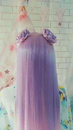 Imitating Ye Luoli's Zina Hairstyle