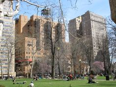 Rittenhouse Square, Philadelphia, PA
