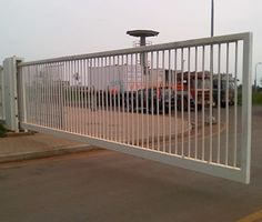 Cantilever Gates are engineered for both security and architectural appeal for openings from to wide.