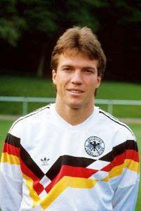 cosasdeantonio: Lothar Matthaus - Biografia Soccer World, World Football, Steven Gerrard, Fc Hollywood, Germany Football, Premier League, Most Popular Sports, Different Sports, Soccer Stars
