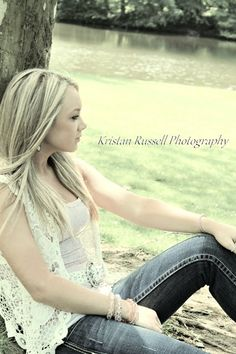 Kristan Russell Photography - Senior Photography, Summer Session - Photo - Portrait - Female