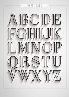 London by Antonio Rodrigues Jr, via Behance I like this typography because it…
