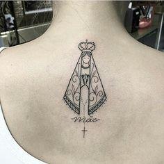 """9,483 Likes, 104 Comments - Tatuagens  Tattoos 1,7m (@tatuagensfemininas) on Instagram: """"Feita no Stúdio do Tatuador: @adaorosatattoo ♠ Um dos melhores Stúdios de Tatuagem do País, com 3…"""""""