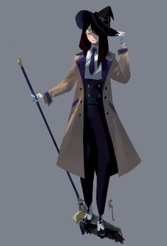 Fantasy Character Design, Character Design Inspiration, Character Concept, Character Art, Witch Characters, Fantasy Characters, Female Characters, Anime Witch, Witch Outfit