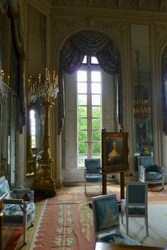 Louise XIVs great palace at Versailles