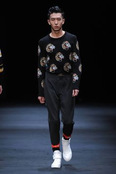 Male Fashion Trends: Cabbeen Spring-Summer 2017 - Mercedes-Benz Fashion Week China