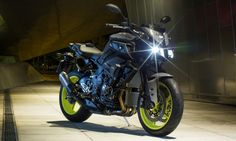 Yamaha MT-10 Completely Revealed its Specs and Price