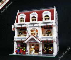LEGO Ideas - LEGO PIZZERIA Modular