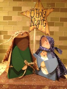 Manger Nativity