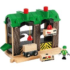 Brio cargo warehouse