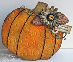 Autumn Blessings - Scrapbook.com
