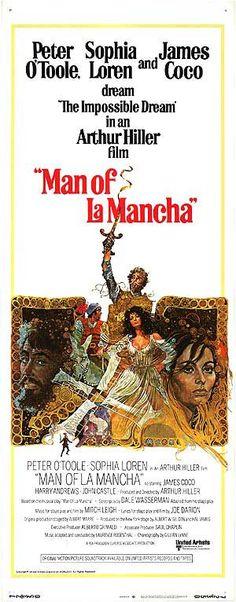 Man of La Mancha (1972) - Peter O'Toole, Sophia Loren & James Coco