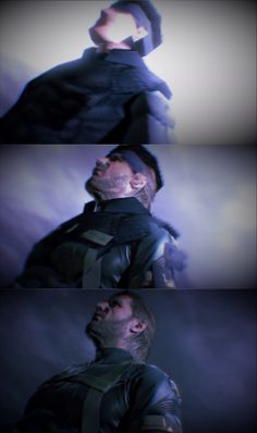 Metal Gear Solid 1 to Ground Zeroes