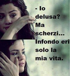 io delusa?... Best Quotes, Love Quotes, Im Broken, Boys Are Stupid, Italian Quotes, Writing Characters, Bad Mood, Words Quotes, Sentences