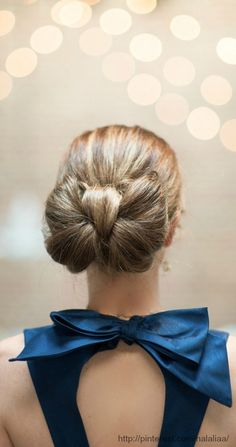 Style - essential details - bows
