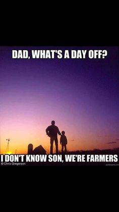 Life of a farmer