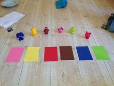 Babblarna sortera färg matematik Matte, Montessori Toddler, Pre School, Crafts For Kids, Kids Rugs, Experiment, Google, School, Creative