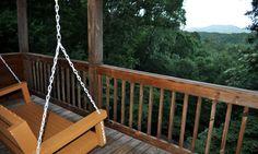 Bear Ridge Hideaway- Beautiful mountain views! http://cuddleupcabinrentals.com/CabinDetailGallery.php?CabinID=140%3E