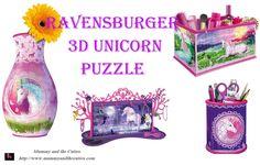 "Rishi on Twitter: ""Do you love 3D puzzles!? Ravensburger Unicorn 3D puzzles are verycreative! https://t.co/dRbru2mrCm https://t.co/xcSivwasz1"""