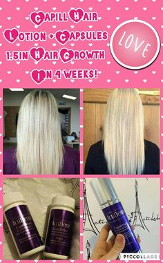 Capil Hair Products