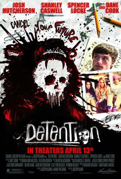 'Detention' Movie Review, Camel Toe CGI for the ADHD Crowd