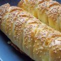 Canapes, Hot Dog Buns, Baked Goods, Bakery, Goodies, Dessert Recipes, Food And Drink, Bread, Party