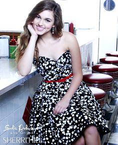 Sherri Hill - 2014 Prom Dress Sadie Robertson - 11117