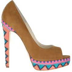 BRIAN ATWOOD PUMPS - Me Likey