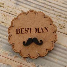 Best Man Badge Order Online www.bunchesforafrica.com